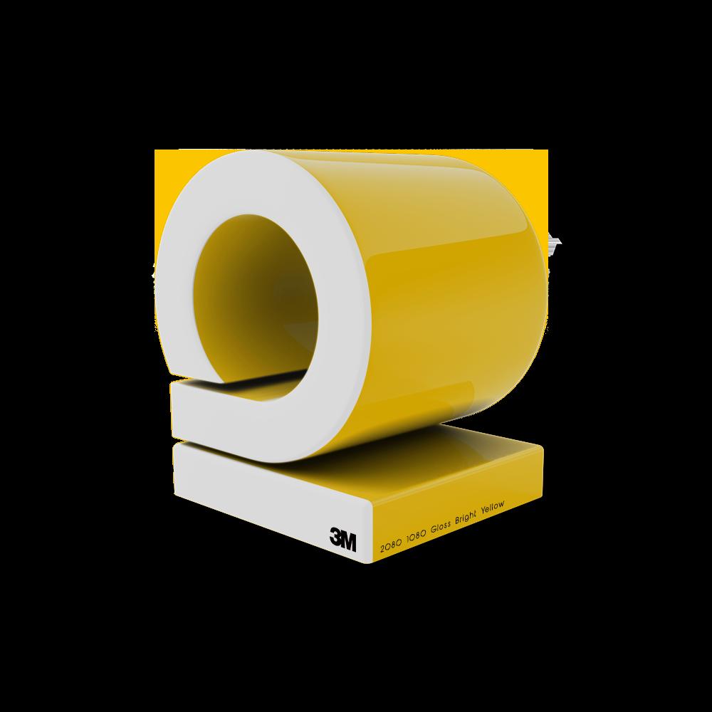 2080 1080 Gloss Bright Yellow