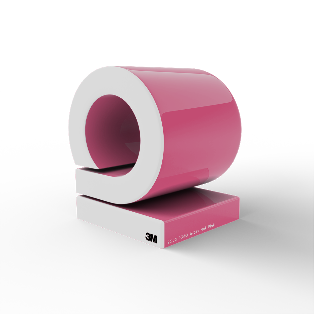 2080 1080 Gloss Hot Pink