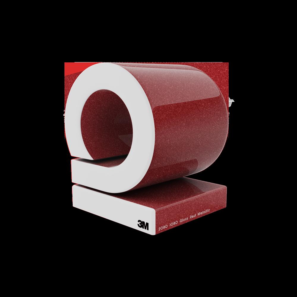 2080 1080 Gloss Red Metallic