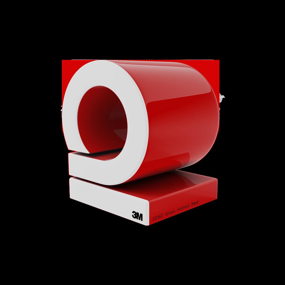 2080 Gloss Hotrod Red