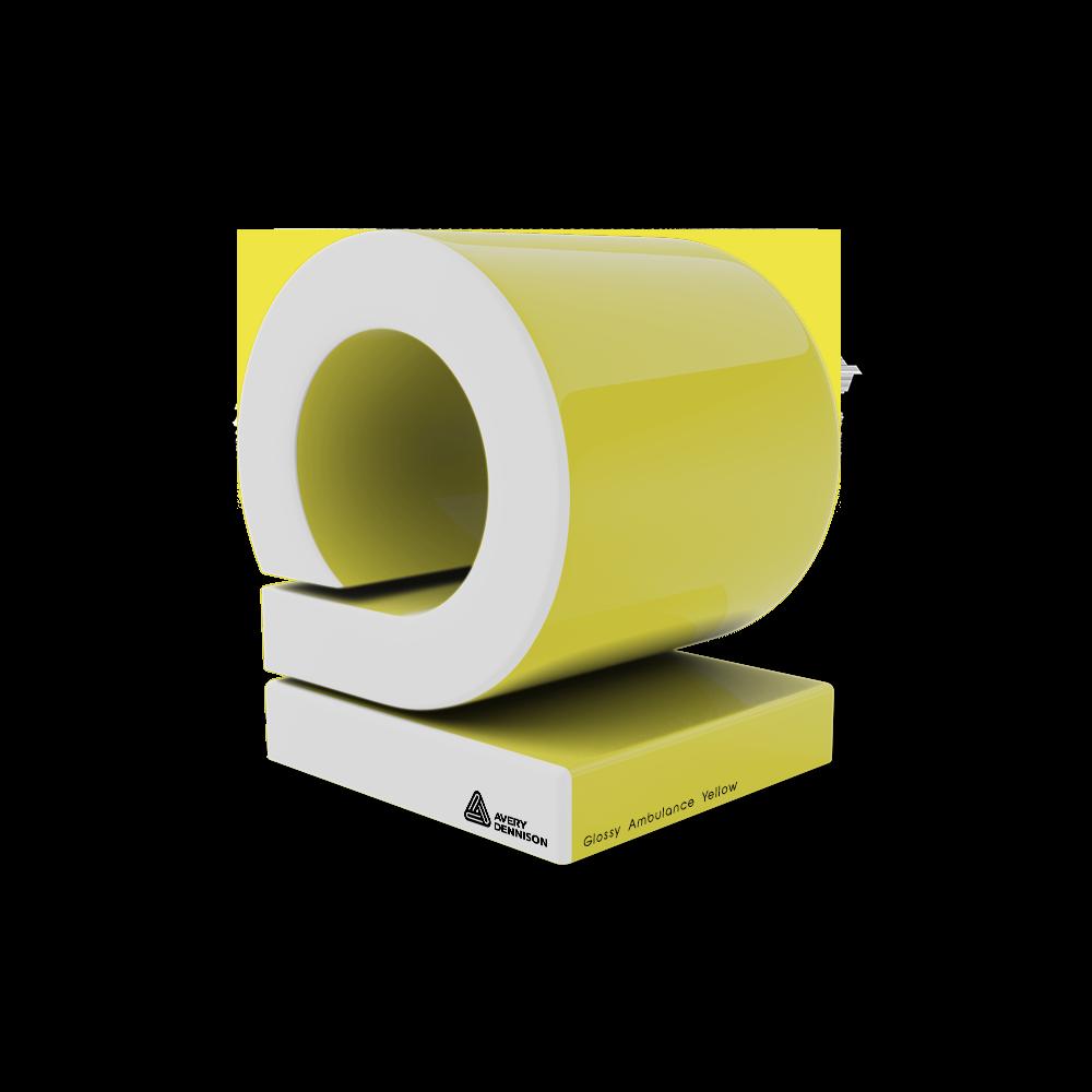 Glossy Ambulance Yellow