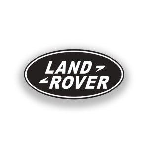 Land Rover decals