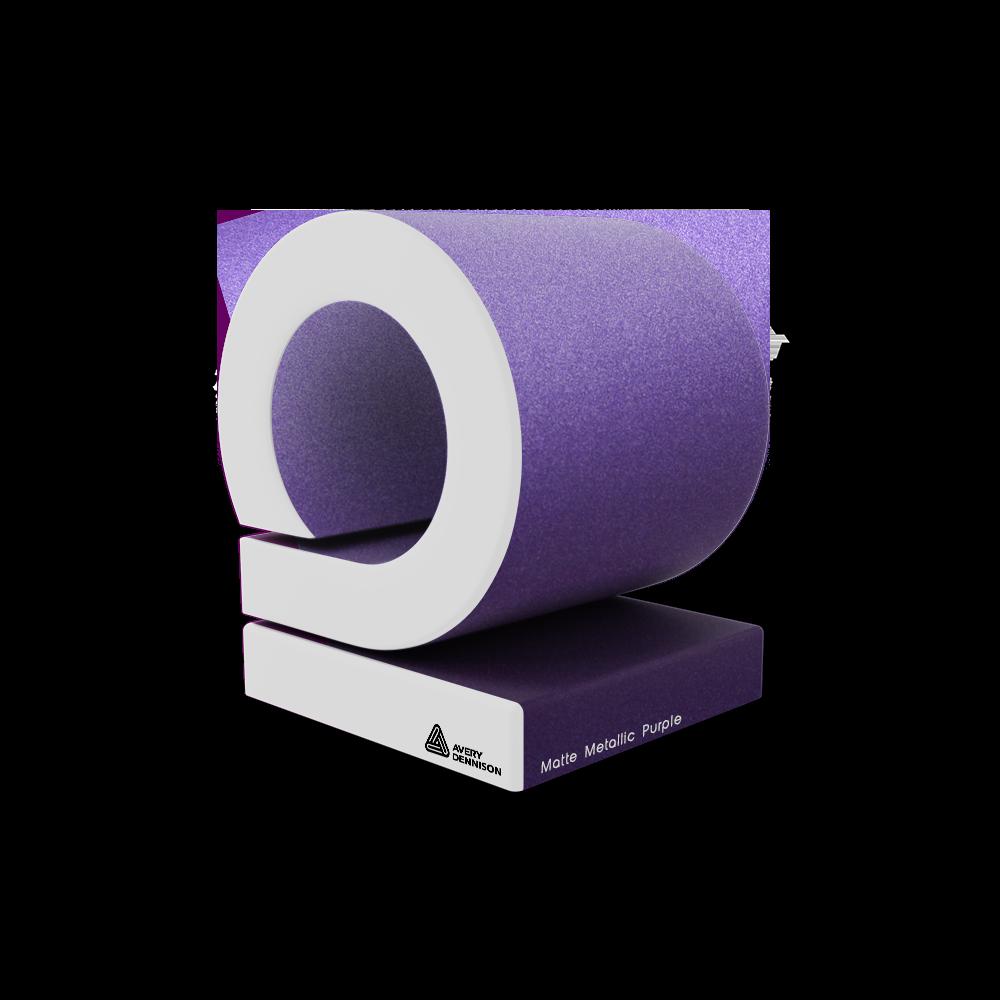 Matte Metallic Purple