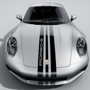Porsche Carrera Triple Stripe 1