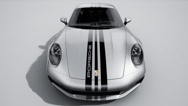 Porsche Carrera Triple Stripe 1
