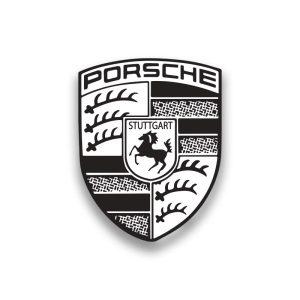 Porsche decals